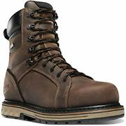 Danner Menand039s Steel Yard 8 Construction Boot - Choose Sz/color