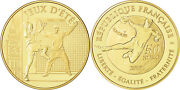Jeux Dand039ete 2010 Limited Edition 1/4 Oz Gold Coin
