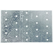Simpson Strong-tie Tp35 Galvanized Steel Tie Plate, 100-count