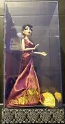 Disney Villains Designer Collection Mother Gothel Limited Edition Doll Pre-owned