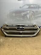 2015 2016 2017 2018 Ford Edge Grille Oem Used
