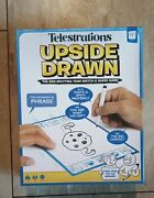 Telestrations Upside Drawn - The Side-splitting Team Sketch And Guess Game