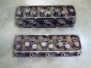 Ford 429-460 Heads Complete C9ve-a Thunderbird High Performance Dragster Hot Rod