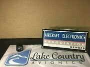 Beechcraft Flap Position Indicator P/n 100-384053-7 Removed Working