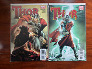 Thor Vol.3 5 1st Female Lady Loki Cover A + Campbell Variant Edition 2008