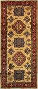 Vintage Hand-knotted Carpet 5and0390 X 16and0393 Traditional Oriental Wool Area Rug