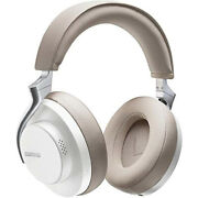 Shure Sure Aonic 50 Wireless Noise Canceling Headphones Sbh2350-wh-a Whi [new]