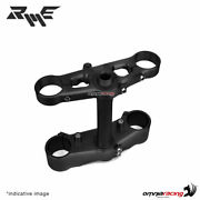 Robby Moto Ergal Triple Clamps Black For Ducati 999/749s