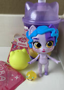 Kitten Catfe Purrista Girls Series 3 Boba Dixie Divine With 1 Mewoble Brand New
