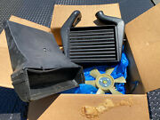 1986 1987 Buick Grand National T Type Turbo Regal Nos Intercooler And Shroud