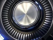 Pair Of 2 1959 Lincoln Hubcaps