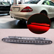 Tail Rear High Mount Third Brake Stop Light Lamp Fit For Mercedes Sl R230 01-12