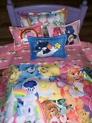 Courtney Theme Bedding Set That Can Be Used American Girl / 18andrdquo Doll / Care Bear