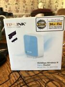 New Sealed Tp-link 150mbps Wireless Nano Router Tl-wr702n Ver1.4 Factory Sealed