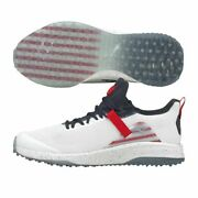 Limited Edition Fusion Evo Stars And Stripes Golf Shoes Pick Size
