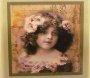Handmade Stone Ceramic Tile Marble Drink Coasters Set Of 6 -young Models 1 B