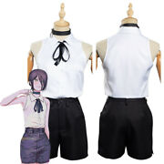 Chainsaw Man Reze Cosplay Costume Halloween Carnival Party Suit Gift