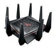 Rog Rapture Wifi Gaming Router Gt-ac5300 - Tri Band Gigabit Wireless