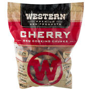 Western Woods 28081 Cherry Premium Bbq Cooking Chunks Natural 549 Cu.in.