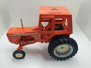 Allis Chalmers One-ninety Xt W Cab Scale Models 1/16 Autographed By Joeseph Ertl