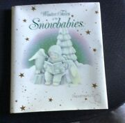 Winter Tales Of The Snowbabies Dept 56 Book New 1st Edition Hard Cover 1
