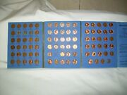 Complete Lincoln Wheat Penny Cent Collection1941-1974-s