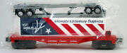 """Rare Mint Lionel 52331 Artrain Usa """"america's Railways"""" Tofc. Only 200 Produced"""