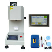 Automatic Melt Flow Index Rate Tester With Printer Quality And Volume Weights 110v