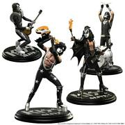 Kiss Alive Gene Simmons Paul Stanley Ace Frehley Peter Criss Statue Knucklebonz