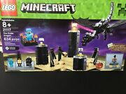New Lego Minecraft End Battle 21117 The Ender Dragon - Retired 2014 - Sealed