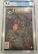 Witchblade 10 1.95 Newsstand Edition Cgc 9.2 1st App Darkness Only 1 In Census