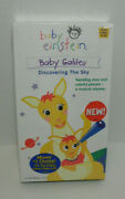 Baby Einstein Baby Galileo Discovering The Skyvhs 20039 Months And Up