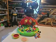 Disney Mickey Mouse Clubhouse Deluxe Clubhouse Play Set