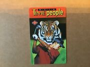 Tiger Woods 1997 Cardwon Rookie Card, Glossy Mint