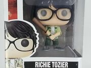 Funko 540 Richie Tozier Pop Movies It, Good Opened Box With Hard To See Issues