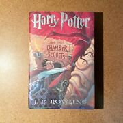 Harry Potter True First Edition First Printing With Misprint And Badge Error Dj