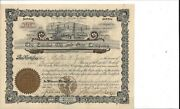 The Eureka Oil And Gas Company...1903 Common Stock Certificate