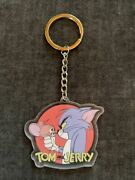 Tom And Jerry Keychain