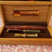 Vintage 1989-1997 Pelikbn 20c-833 Fountain Pen With Free Shipping From Japan