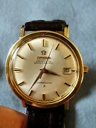 Vintage Omega Constellation Cal 561 Officially Certified Chronometer