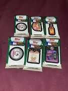 Lot Of 6 2016 Topps Baseball Wacky Packages Factory Sealed Packs