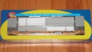 Athearn 91915 56' Well Car With 4 28' Containers Ttx Dttx 560066