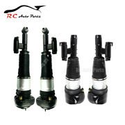 4pcs For Bmw G11 G12 4matic Front Rear Air Suspension Absorber Struts 2016-2018