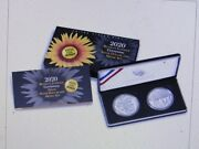 Qty 5 Sold Out Womenand039s Suffrage Centennial Proof Silver Dollar And Medal Setsandnbsp
