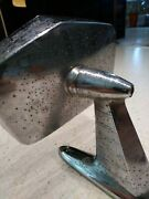 Vintage Joma 1 Side View Mirror Classic Car Chevyford. Chrome Pitted Worn