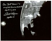 Astronaut Archives Super Sale Fred Haise Signed Apollo 13 Crippled Spacecraft