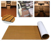 106and039and039x35and039and039 6mm Eva Foam Teak Sheet Yachts Rvs Boats Cars Flooring Carpet Pad