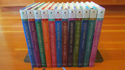 Complete Set Of Annieand039s Quilted Mysteries - Books 1-12 Hardbacks W/djand039s