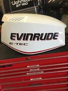 Evinrude Etec Outboard 115 Hp Motor Cowling