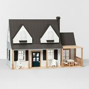 Wooden Toy Doll Farmhouse - Hearth And Hand With Magnolia - Free Shipping And Return